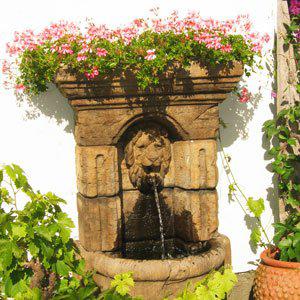 fontene i hagen pris